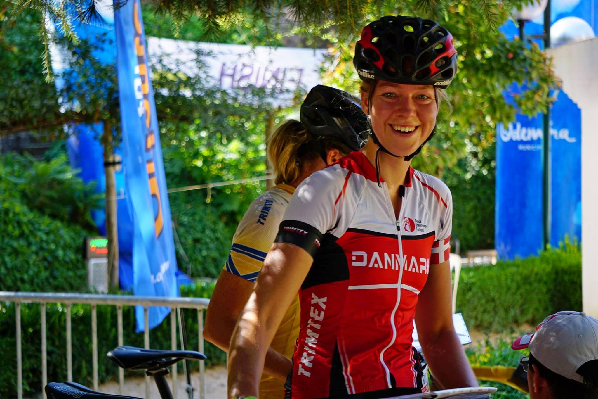 MTBO World Cup sejr til Camilla Søgaard IGEN