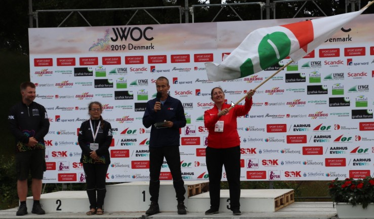 JWOC 2019 Tyrkiet tager over